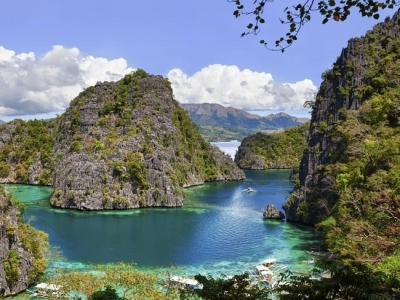 Palawan Highlands, Philippines