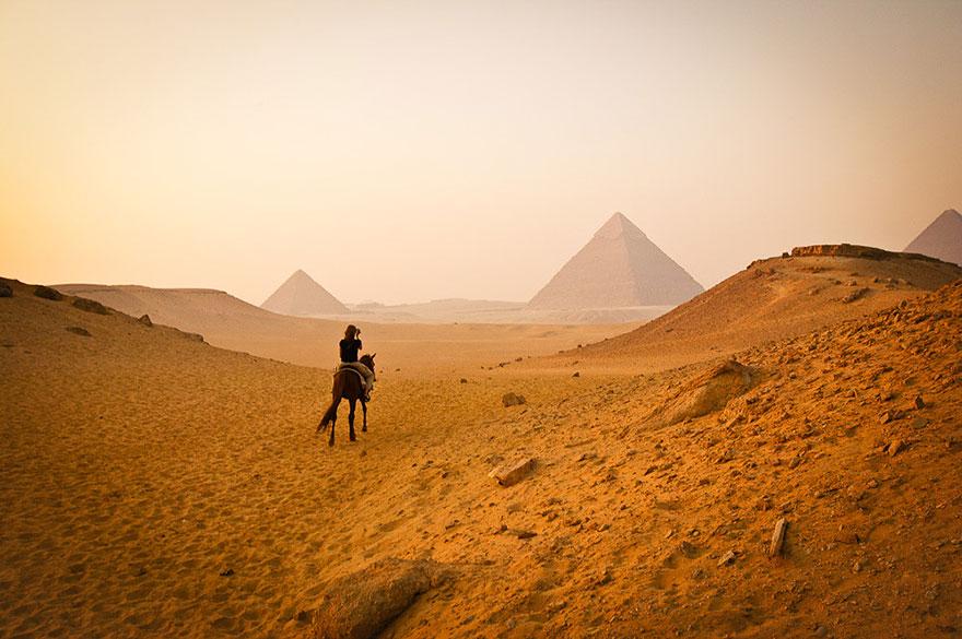 Pyramids, Cairo 1