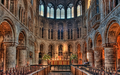 Saint Bartholomew the Great church, London