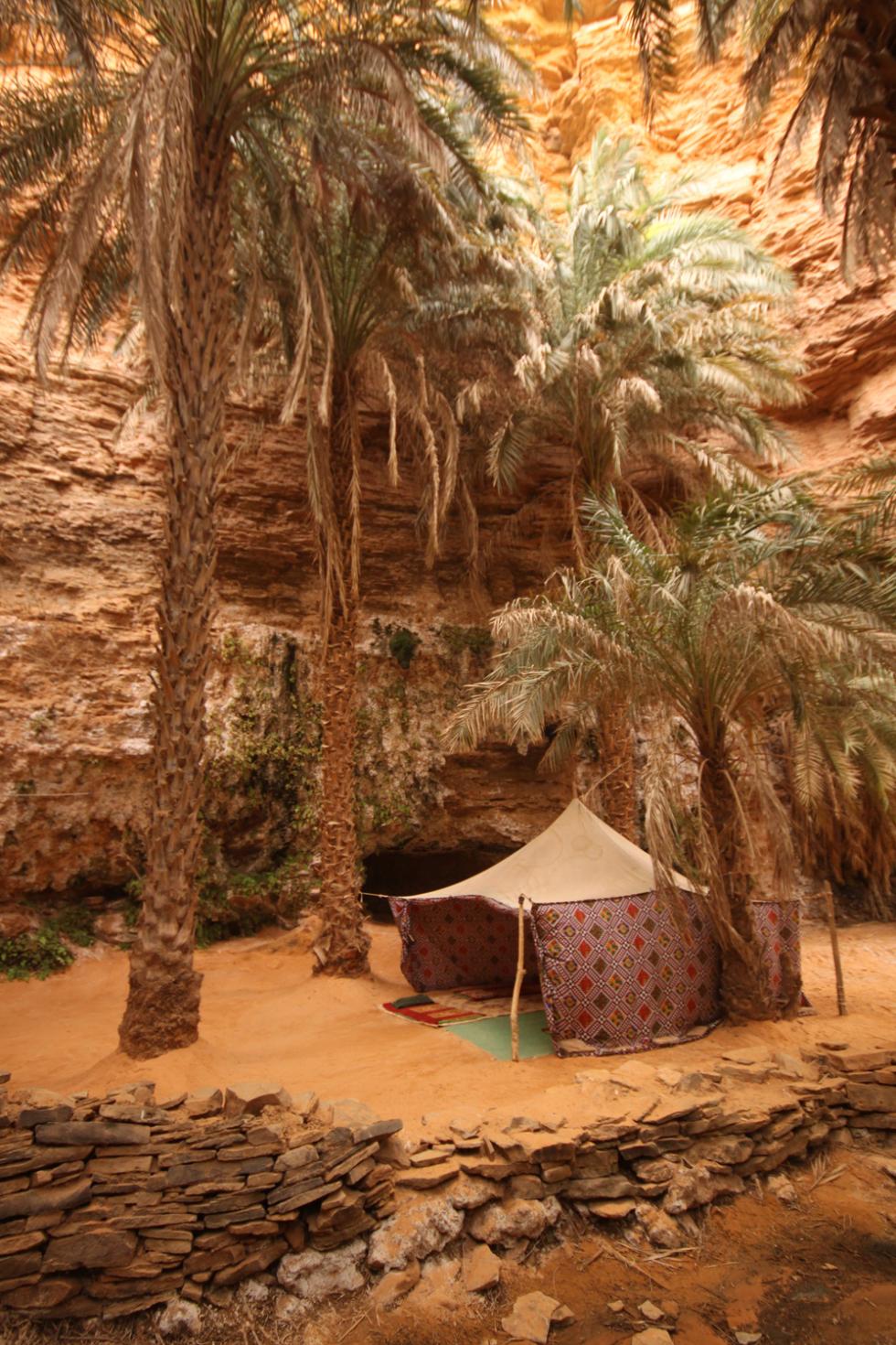 Tarjit, Mauritania