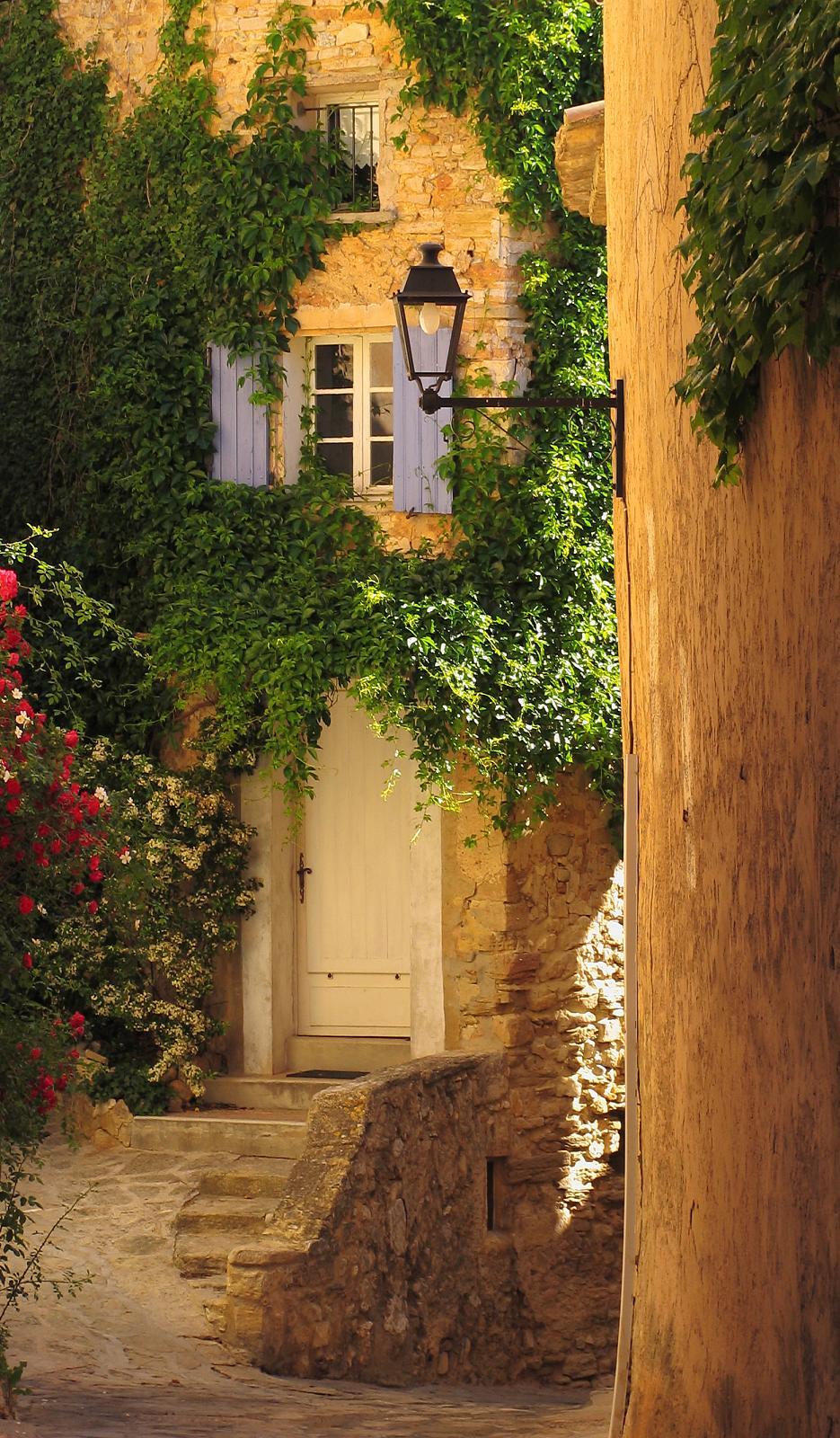 Barroux, France