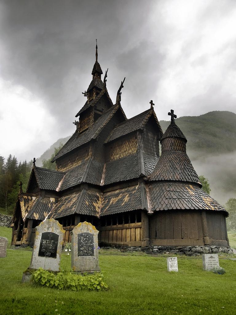 Borgund Stavkirke, Norway