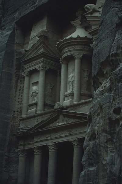City of Petra, Jordan