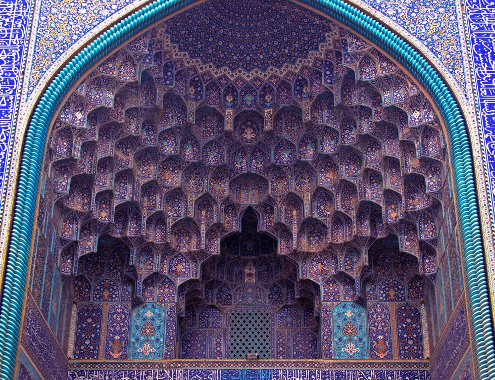Masjid-i Shah, Iran
