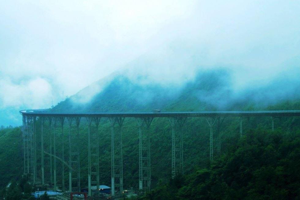 Roads, China