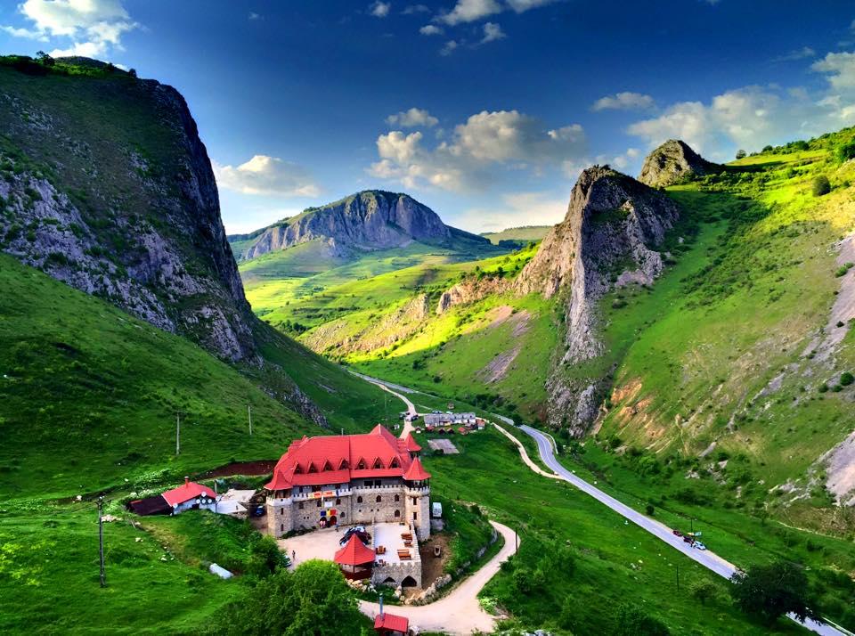 Alba countryside, Romania