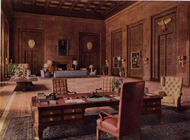 Adolf Hitler's office