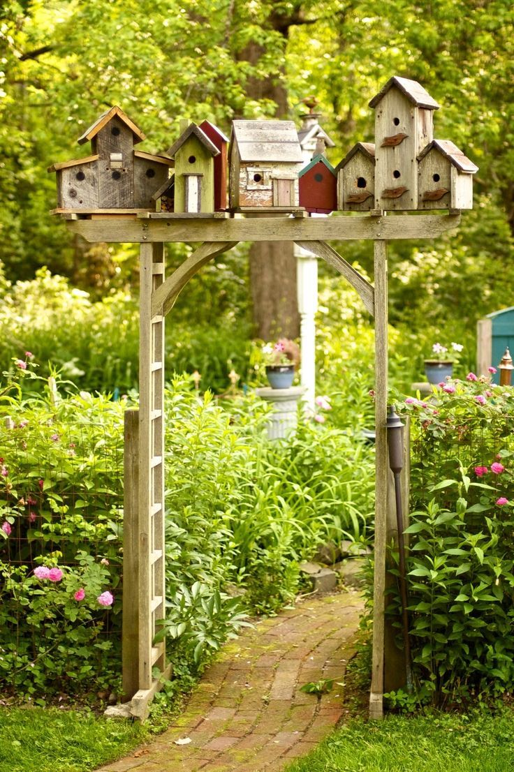 Beautiful Garden Gates Photo On Sunsurfer