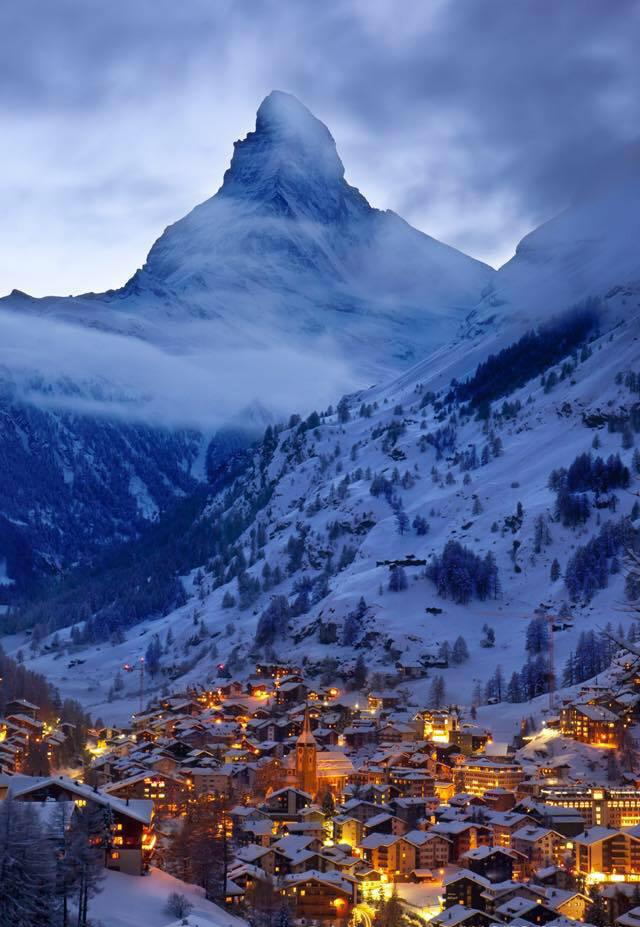 Zermatt, Valais, Switzerland