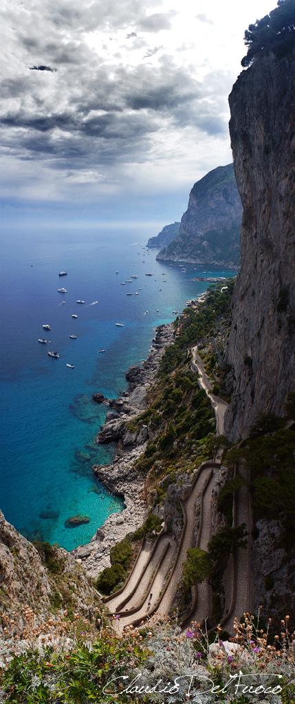 Capri, Campania, Italy