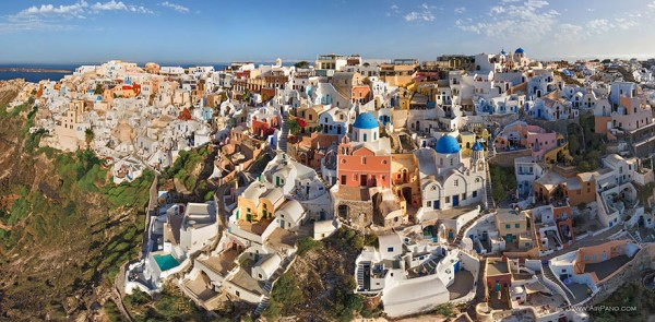 Santorini (Thira), Oia, Greece 2
