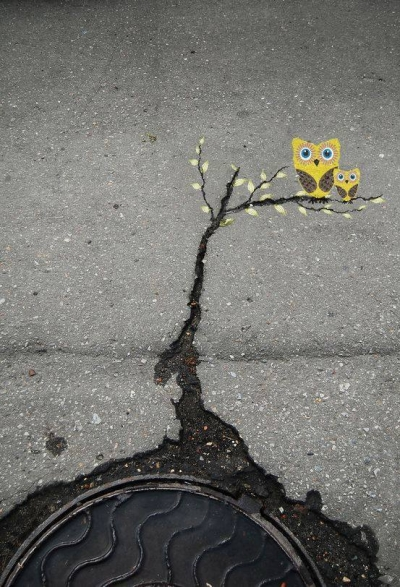 Street art from around the world
