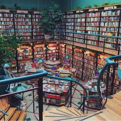 El Péndulo bookshop, Mexico