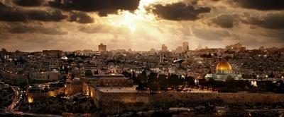 Jerusalem, Palestine