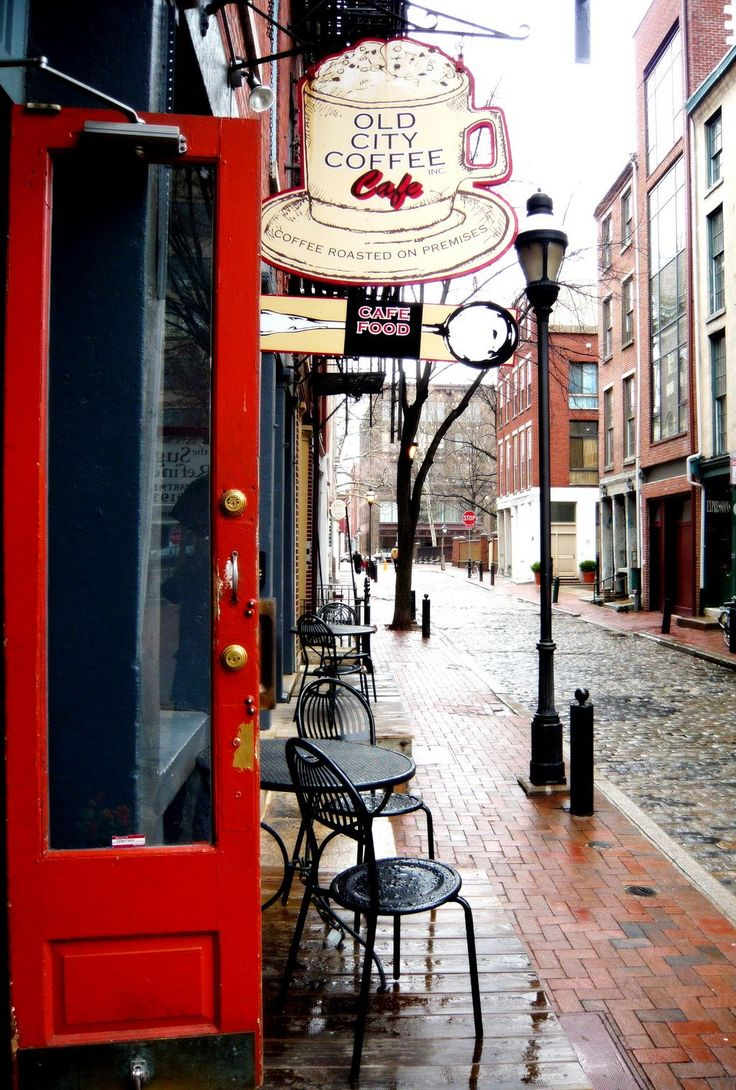 Old City Coffee, Philadelphia, USA