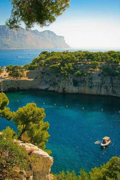 Calanque National Park, Provence, France