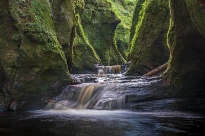 Finnich Glen, Drymen, Scotland