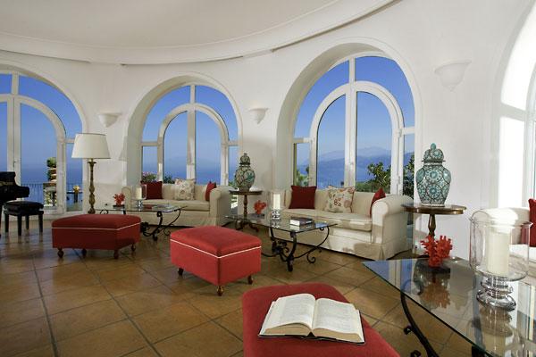 caesar augustus hotel  anacapri  italy photo on sunsurfer