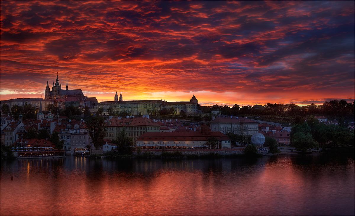 Prague Czech Republic photo on Sunsurfer