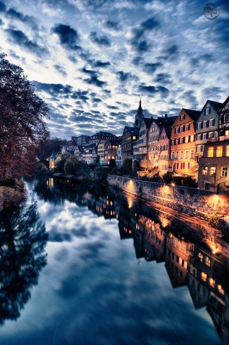 Tubingen, Germany photo on Sunsurfer